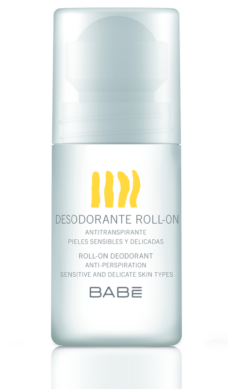 Babe Antyperspirant w kulce - Roll-on