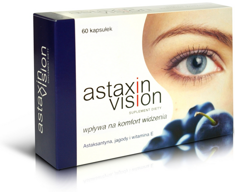Astaxin Vision