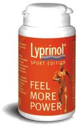 Lyprinol Sport Edition
